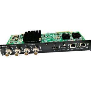 Input Module DP1.2 HDMI2.0 DUAL HDBaseT Quad 3G 12G (+loop)