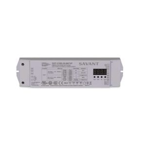 DMX Driver with Integrated Power Supply