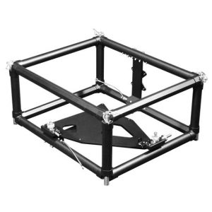 F90 Adjustable Rigging Frame Stackable and three-way adjustable rigging frame for F90 projectors