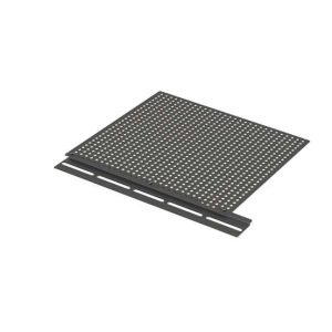 Component Mounting Plate (Extra Large) - Black